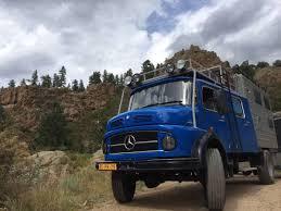 mercedes l series truck for sale road rv mercedes 911l 4x4 rv cer