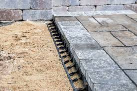 What Is Paver Base Material Made Of by Snap Edge Paver Restraint Sek Surebond Hardscape Installation