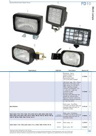 ford electrics u0026 instruments page 291 sparex parts lists