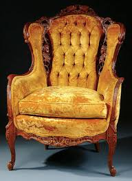 Queen Anne Wingback Chair The Evolution Of The Wingback Chair