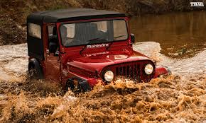 mahindra jeep thar 2016 bs4 compliant mahindra thar m2dicr launched price specs u0026 details