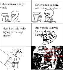 Meme Comic Maker - ragegenerator rage comic rage maker rage