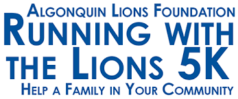 running with lions 5k time fitness algonquin algonquin