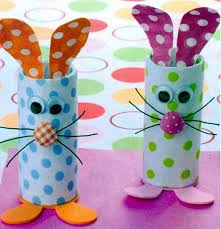 Easter Decorations For Preschool by Easter Bunny Crafts Preschool Craftshady Craftshady