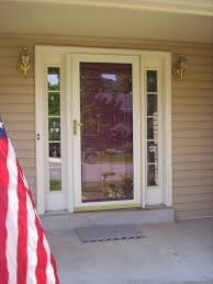 Front Door Side Curtains by Architecture Inspiring Entry Door With Sidelights For Your Lovely