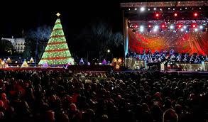 2017 national christmas tree lighting white house national christmas tree lighting 2015 time performers