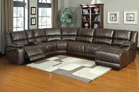 Black Leather Sectional Sofa Recliner Large Sectional With Recliners Large Sectional Sofas With