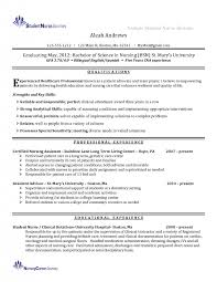 resume for nursing student 15 cover letter cover letter template