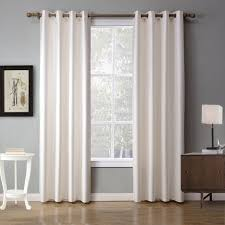 Gray And White Blackout Curtains Xyzls European Solid White Curtains Shade Blackout Curtain Window