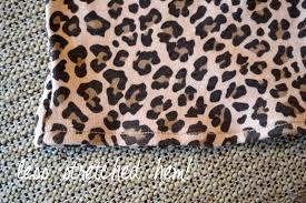 refashion leopard print ribbon tank all glorious
