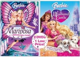 barbie mariposa movies