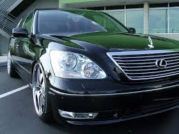 lexus ls430 aftermarket wheels lexus ls 430 custom wheels trafficstar rtv 20x9 0 et 30 tire