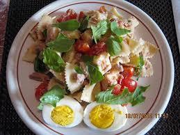 recette de salade de pates par cremina