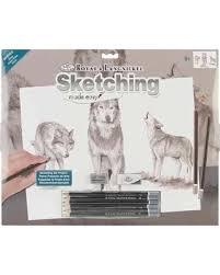 deal alert royal u0026 langnickel sketching made easy large kit
