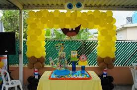 spongebob party ideas spongebob squarepants birthday party ideas pink lover