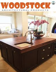 woodstock architectural productsbe bold with butcher block blog in addition to the butcher block we have several slabs in stock including cherry walnut and oak and these slabs make beautiful counters