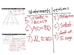 showme geometry 2 7 proving segment relationships