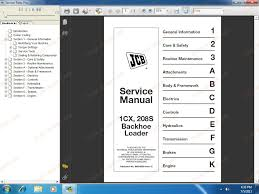 jcb spp parts catalog service manuals 2013