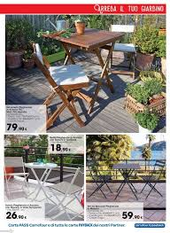 carrefour mobili da giardino offerte tavoli da giardino volantino carrefour market speciale