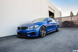 bmw 435i series the build estoril blue bmw 435i