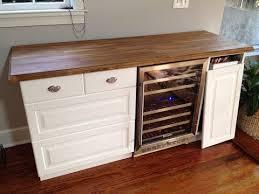 mini refrigerator cabinet bar youtube
