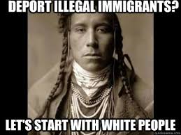 Native American Memes - native american meme i am a white person and in reality this is