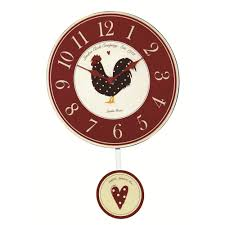 country kitchen wall clock for decoration u2013 wall clocks