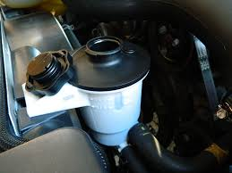 how to install lucas oil power steering fluid in your mustang