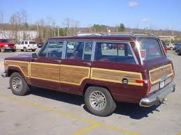 jeep grand wagoneer 1987 jeep grand wagoneer information and photos momentcar