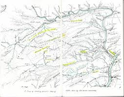 Pennsylvania County Maps by Centre County Maps