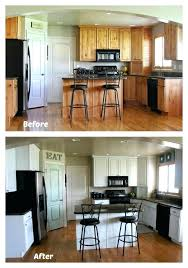pant refinishing kitchen cabinets colors white paint color painted