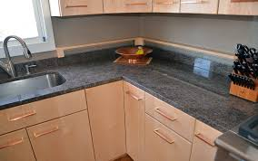 Light Cabinets Light Countertops by Labrador Antique Granite
