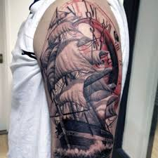 half sleeve tattoos for men men u0027s tattoo ideas best cool