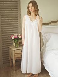 edwardian chemise cotton nightdress lunn antiques