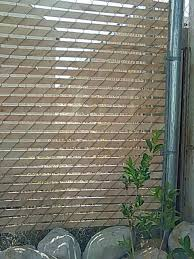 Fencing Ideas For Backyards by Best 25 Chain Link Fence Ideas On Pinterest Chain Link Fencing