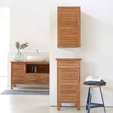 Teak Bathroom Storage Interior Mind Blowing Bathroom Design And Decoration With Teak