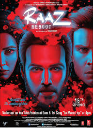 on charlie u0027s demand brand new poster of raaz reboot 1st song lo