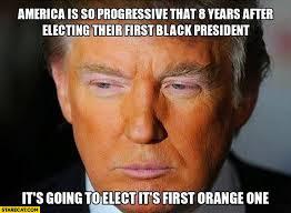 Barack Obama Meme - america is so progressive 8 years after electing first black
