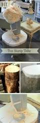 Wood Stump Coffee Table 16 Inspiring Diy Tree Stump Projects For Rustic Home Decor