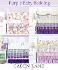 Purple Nursery Bedding Sets Butterfly Baby Shower Theme Baby Bedding Crib Cot Sets Purple