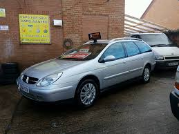 2004 citroen c5 vtr estate 2 2 hdi warranty available in