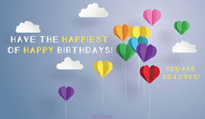 birthday cards free free the happiest birthday ecard email free personalized
