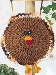 pattern for crocheted thanksgiving decoration arts to crafts