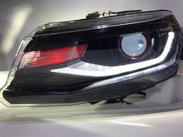 Camaro Fog Lights 2016 Chevy Camaro Ss Headlight Customization U2013 Hidprojectors
