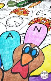 thanksgiving mega bundle for second grade thanksgiving math and