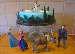 Frozen Christmas Decorations Disney U0027s Frozen Christmas Cake English Mum