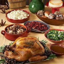 zabar s complete thanksgiving dinner for 6