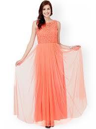 coloured dress buy eavan coloured lace maxi dress dresses for women myntra