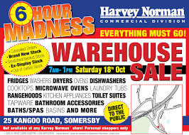 Harvey Norman Ovens And Cooktops Warehouse Sales Harvey Norman Commercial