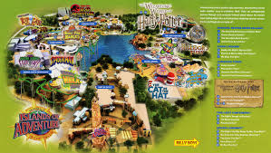 Florida Map Orlando by Map Of Universal Studios Orlando My Blog
